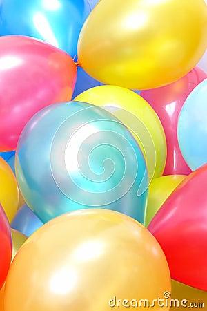 Free Balloons Royalty Free Stock Photo - 1727985