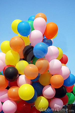 Free Balloons Royalty Free Stock Photo - 4165945