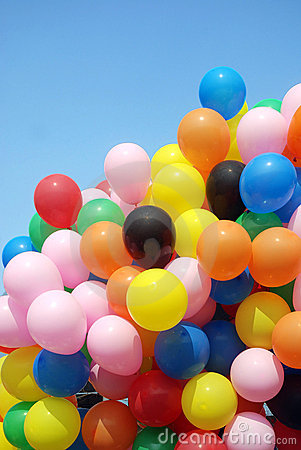 Free Balloons Royalty Free Stock Photography - 4165957