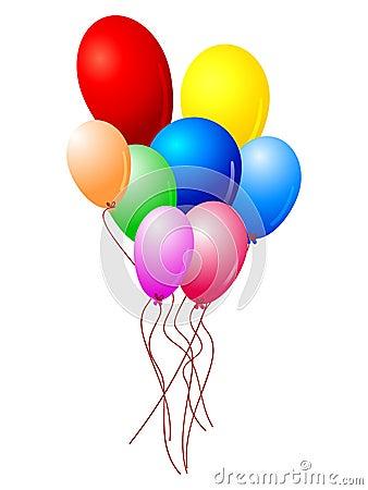 Free Balloons Stock Photo - 4307250