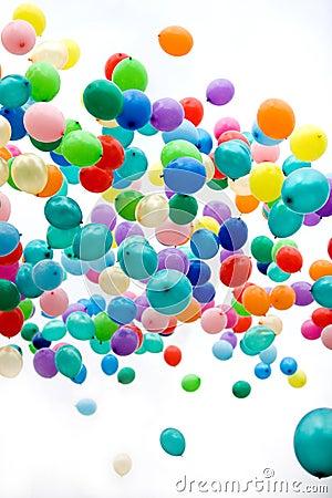 Free Balloons Stock Photography - 5531032