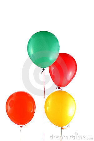 Free Balloons Royalty Free Stock Photography - 6954727