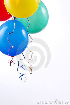 Free Balloons Royalty Free Stock Photos - 6965138