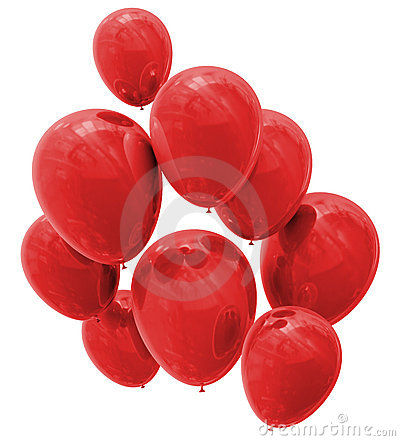 Free Balloons Royalty Free Stock Images - 7134679