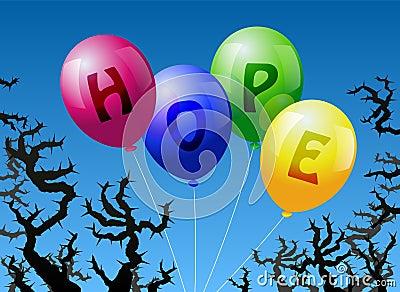 Balloons Hope