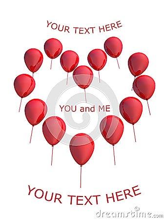 Balloons love
