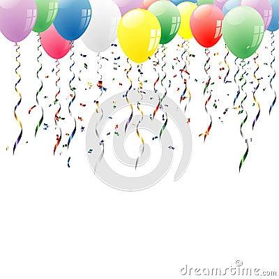 Free Balloons Up Royalty Free Stock Photos - 12869158
