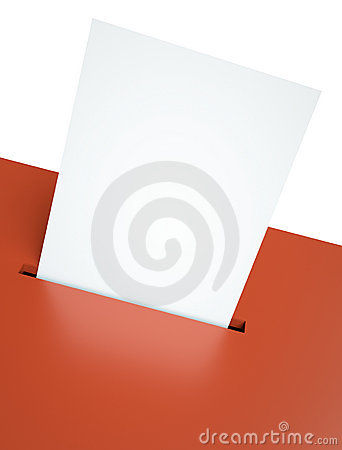 Ballot paper