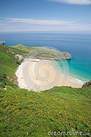 Ballota beach side