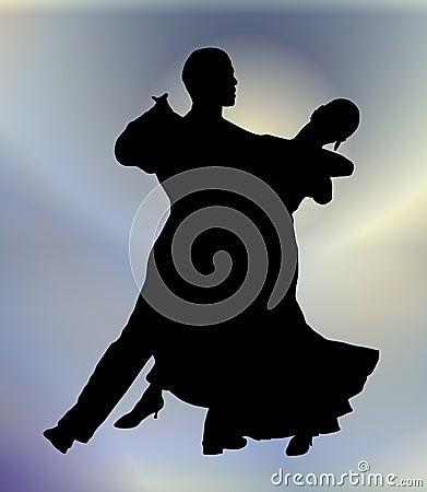 Free Ballroom Dance 1 Stock Photos - 5298583