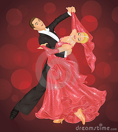 Ballroom dance.