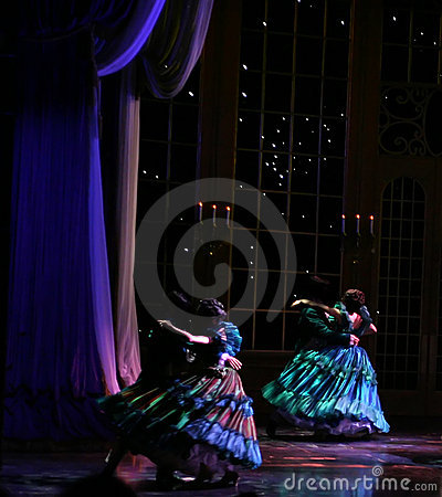 Free Ballroom Dancing Stock Image - 581631