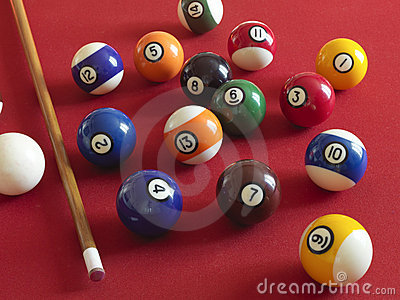 Balls for billiard