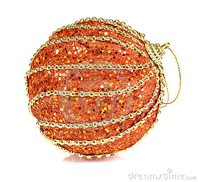 Balls decoration for New Year and Christmas