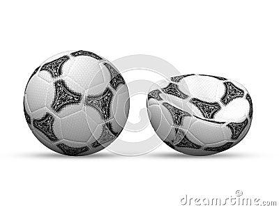 Balls of success and fail
