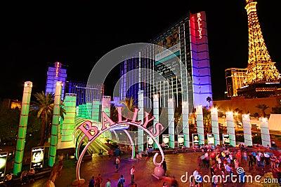 Bally s Las Vegas Editorial Photo