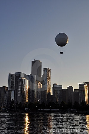 The baloon