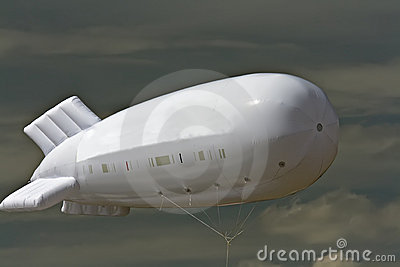 Baloon like airship