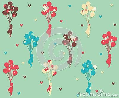 Baloon pattern