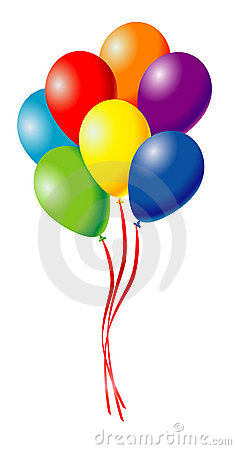 Free Baloons Stock Photography - 13719112