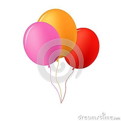 Free Baloons Royalty Free Stock Image - 700666