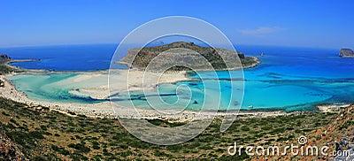 Balos bay / beach, Gramvousa - Crete, Greece