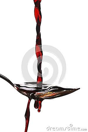 Free Balsamic Vinegar Royalty Free Stock Image - 7071666