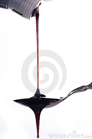 Free Balsamic Vinegar Royalty Free Stock Photography - 9741307
