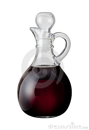 Balsamic Vinegar (with clipping path)