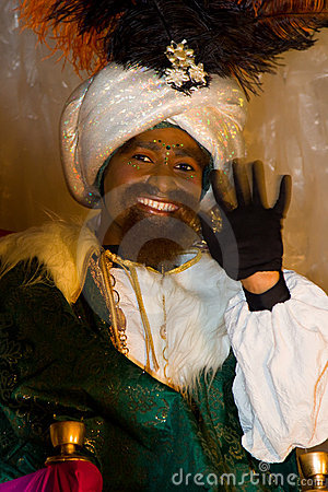 Balthazar Magi King Editorial Image