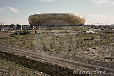 Baltic Arena Stadium