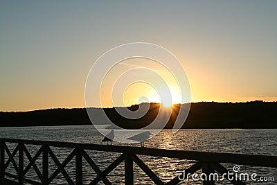 Baltic Coast Sunset