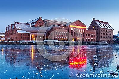 Baltic Philharmonic in Gdansk