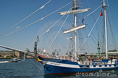 Baltic sail 2010. Editorial Photo