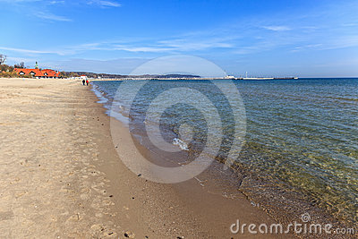 Baltic Sea and Sopot