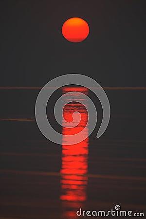Baltic sunset