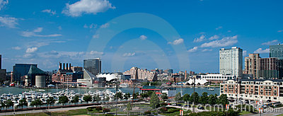 Baltimore, Maryland - Inner Harbor