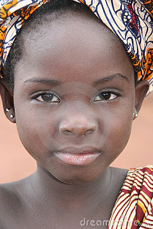 Free Bamako Girl Royalty Free Stock Photo - 4663825