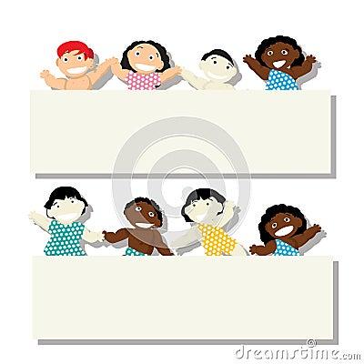 Bambini dell insegna
