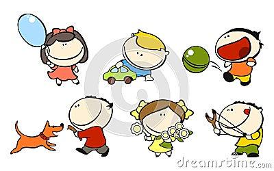 Bambini divertenti #1 - gioco