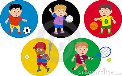 Bambini olimpici
