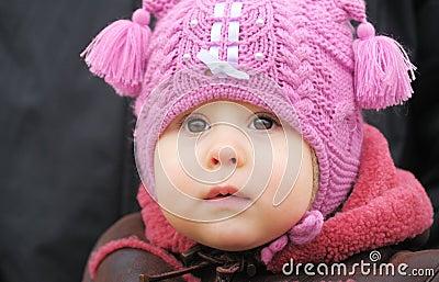 Bambino nell intestazione