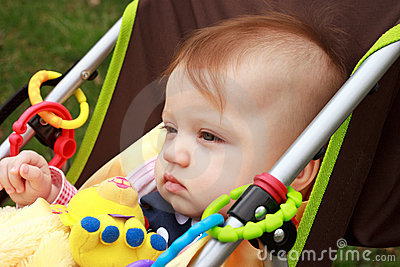 Bambino nello Stare del passeggiatore