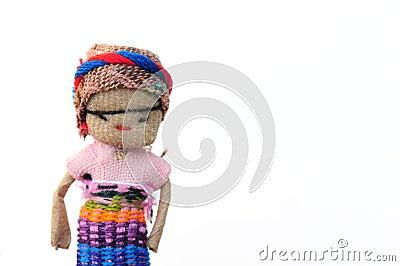 Bambola di preoccupazione