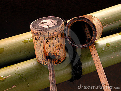 Bamboo уполовник