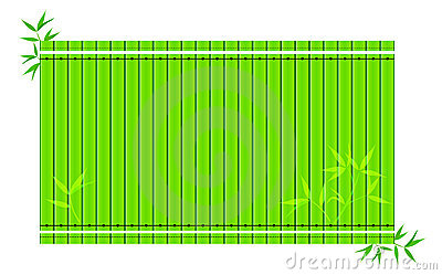 Bamboo background (Vector)