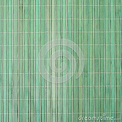 Bamboo green tablecloths
