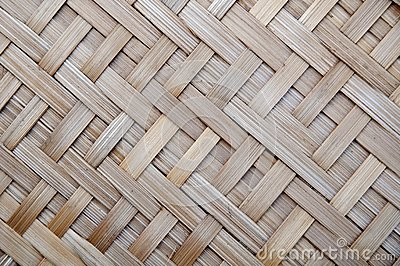 Bamboo hand made texture