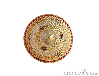 Bamboo hat
