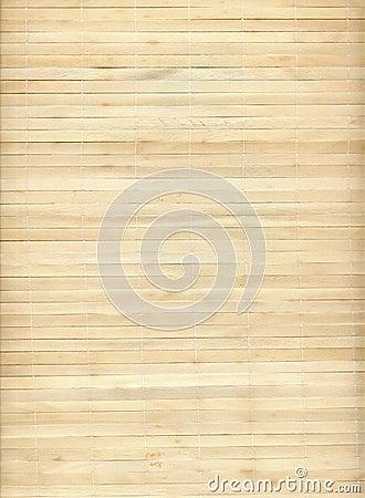 Free Bamboo Mat Texture Stock Image - 486441